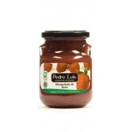 Mermelada ecologica de fresa (275 ml)
