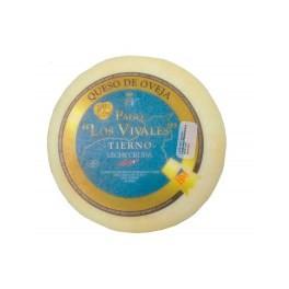 Queso de Zamora Los Vivales tierno (1 kgr aprox)