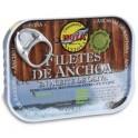 Anchoas del cantábrico Hoya (50 gr escurridos)